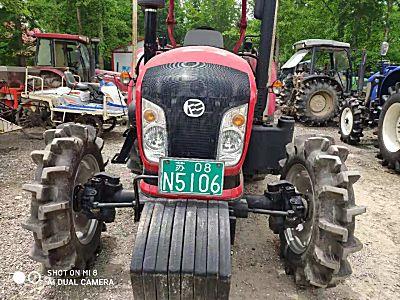 二手东风DF1004-6轮式拖拉机