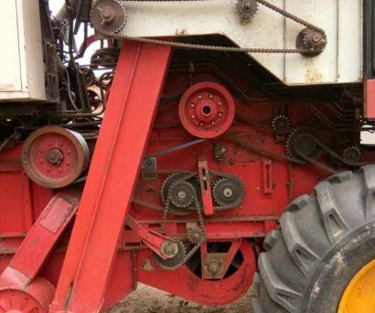 雷沃谷神GE60(4LZ-6E)小麦联合收割机