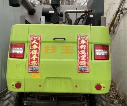 中联重科谷王TB80B小麦收割机