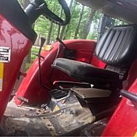 東方紅LX1200輪式拖拉機
