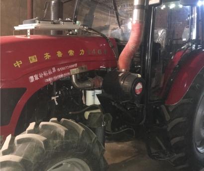 齐鲁常力1404拖拉机