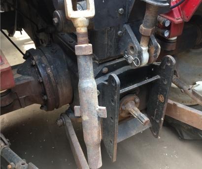 东方红LX804轮式拖拉机
