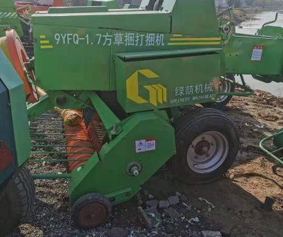 綠陰9YFQ1.7草捆打捆機