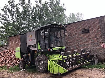 中联谷王TB80小麦收割机
