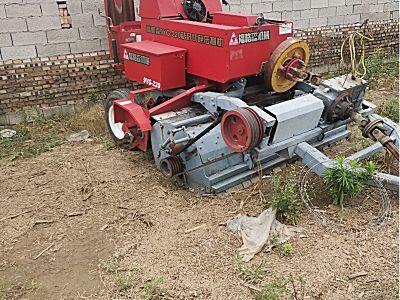 福格森9YG-220秸秆切碎压捆机